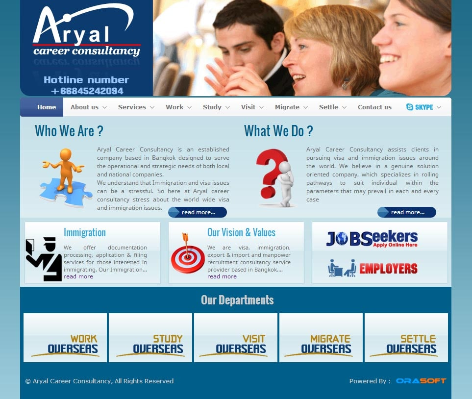 Aryal Career Consultancy